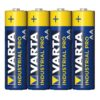 Varta Industrial Pro Alkaline AA Batterijen - 4 stuks