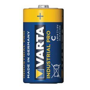 Varta Industrial Pro Alkaline C batterij