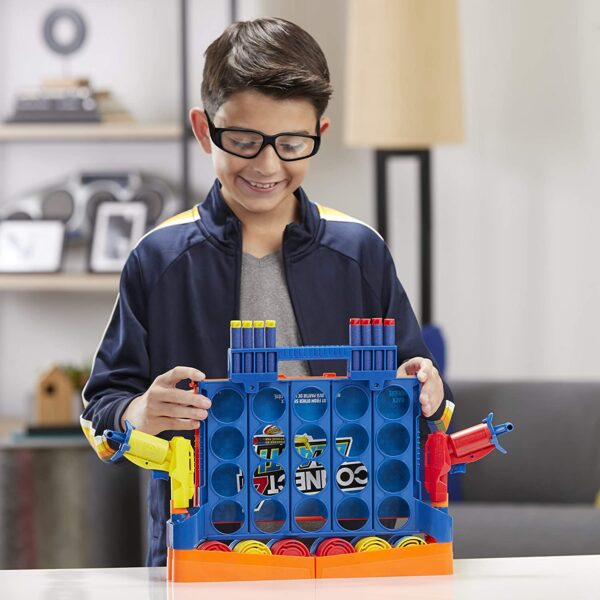 Connect 4 Blast! - Powered by Nerf