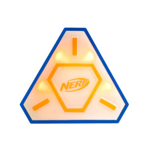 NERF Elite Flash Strike Target