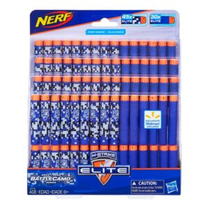 NERF N-Strike Battlecamo Series Refill - 75 pijltjes