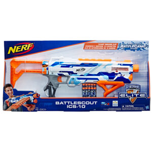 NERF N-Strike Elite BattleScout ICS-10 BattleCamo