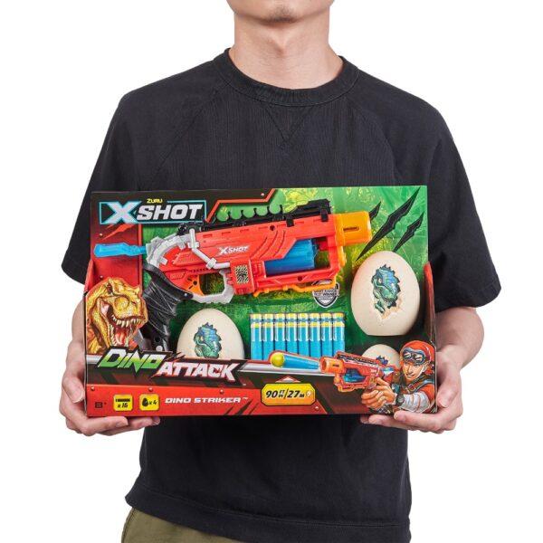X-Shot Dino Attack Striker