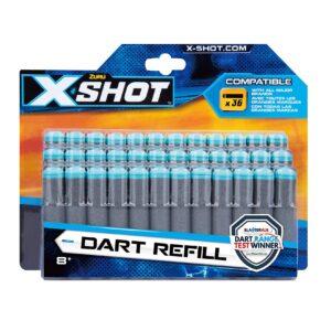 X-Shot Excel Refill Pack - 36 pijltjes