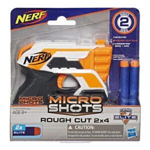 NERF MicroShots N-Strike Elite Rough Cut 2x4