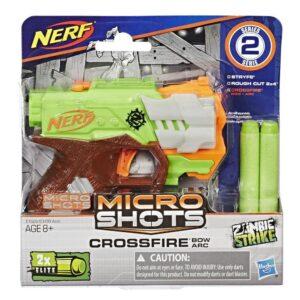 Nerf MicroShots Zombie Strike Crossfire Bow
