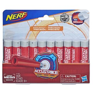 NERF Mega Accustrike Refill - 10 Mega pijlen