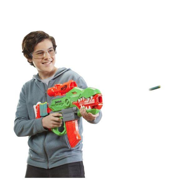 NERF DinoSquad Rex-Rampage