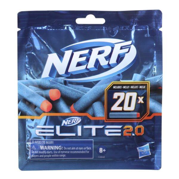 NERF Elite 2.0 Refill - 20 pijltjes