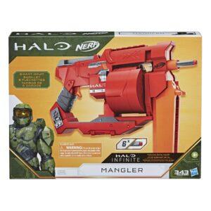 NERF Halo Mangler