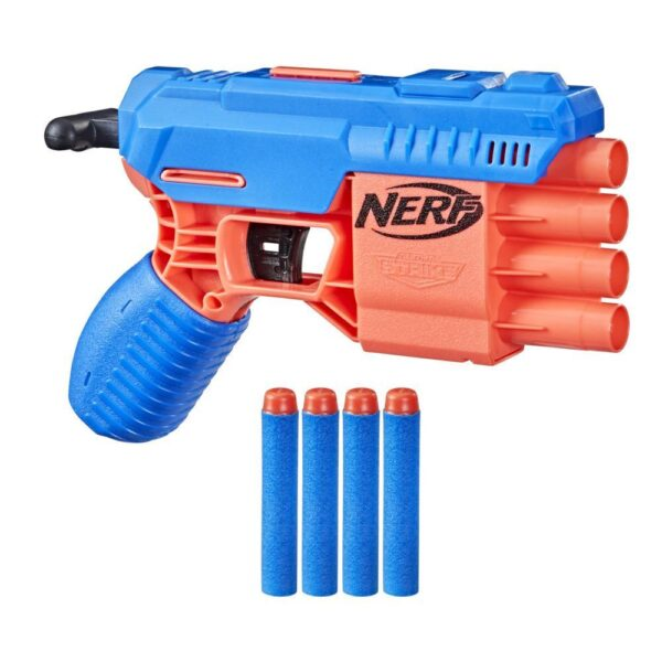 NERF Alpha Strike Fang QS-4 Blauw