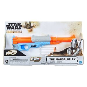 NERF Star Wars The Mandalorian Lanzador Blaster