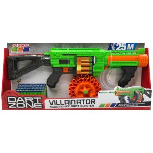 Dart Zone Villainator
