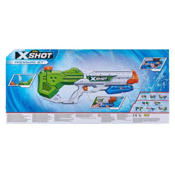 X-Shot Pressure Jet