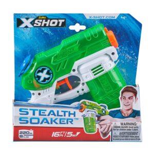 X-Shot Stealth Soaker Verpakking Voorkant
