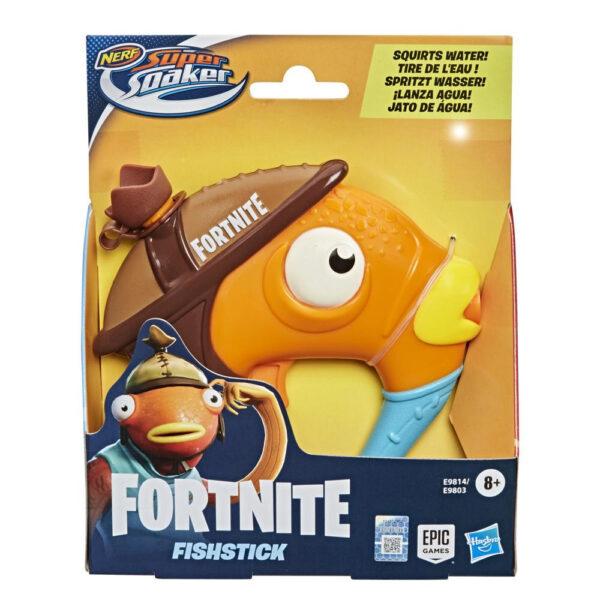 NERF Super Soaker Fortnite Microshots Fishstick
