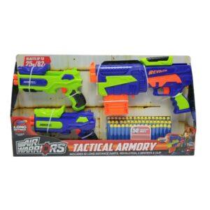 BuzzBee Air Warriors Tactical Armory