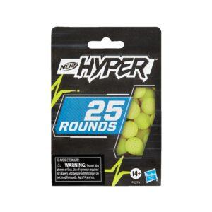 NERF Hyper Boost Refill - 25 balletjes